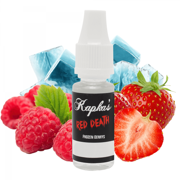 Kapka's Flava Red Death Aroma 10ml