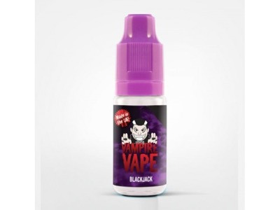 Black Jack 10 ml Liquid