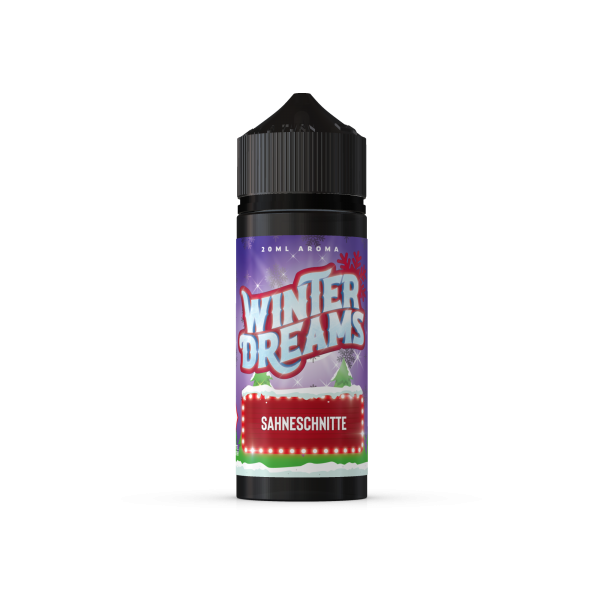 Winter Dreams Sahneschnitte Aroma 20ml