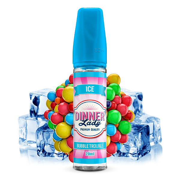 Dinner Lady Bubble Trouble Aroma 20ml