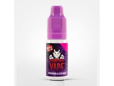 Rhubarb & Custard 10 ml Liquid