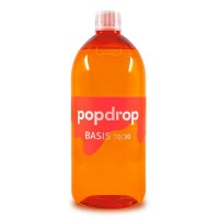 Popdrop Base 70VG/30PG 1000ml