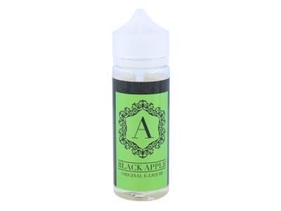 Black Apple 100 ml Shortfill