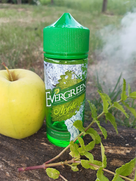 Evergreen Apple Mint Aroma 30ml
