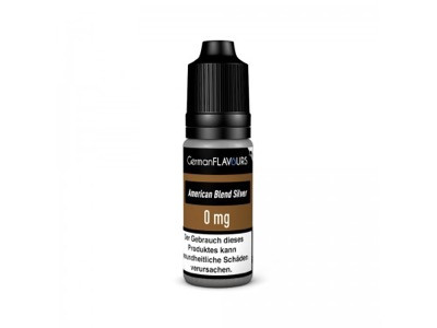 American Blend Silver 10 ml Liquid